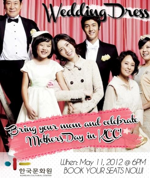 Kcc Film Screening Wedding Dress